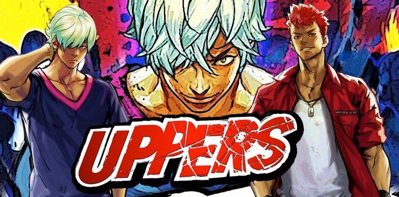 UPPERS: disponibile il trailer di debutto