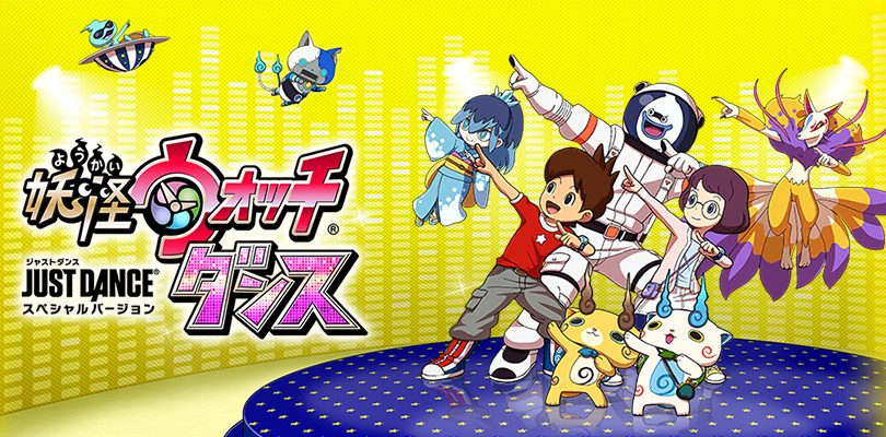 YO-KAI WATCH Dance: disponibile il trailer esteso