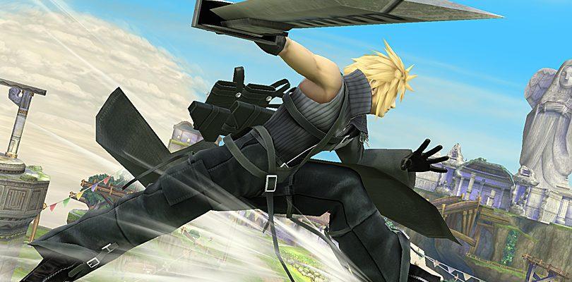 Super Smash Bros. for Wii U & Nintendo 3DS: Sakurai e Nomura parlano di Cloud