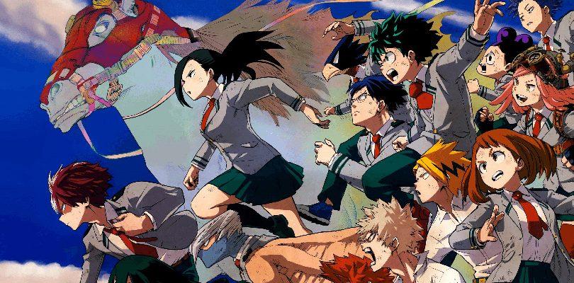 My Hero Academia: Battle For All annunciato per Nintendo 3DS