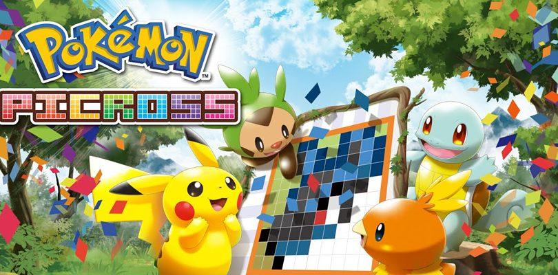 Pokémon Picross: 30 minuti di gameplay