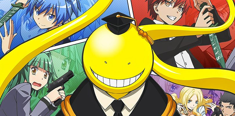 Assassination Classroom: diffusa una nuova galleria di immagini