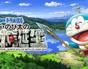 Doraemon: Nobita and the Birth of Japan, nuovo trailer e spot televisivo targati FuRyu