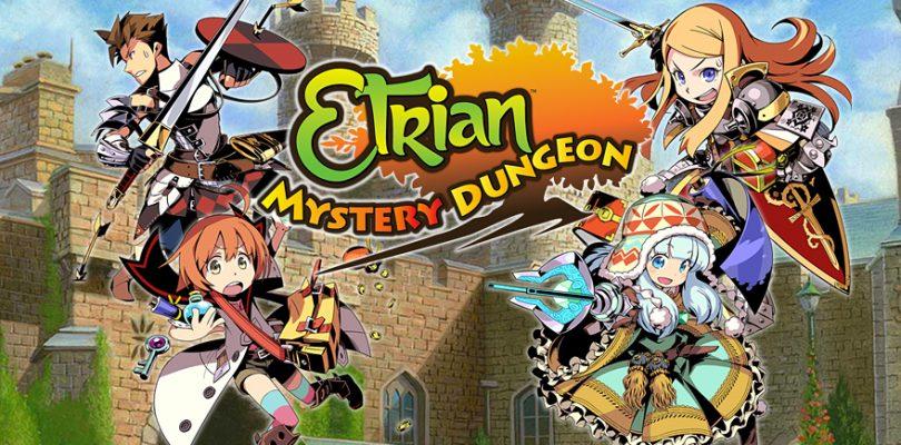 Etrian Mystery Dungeon – Recensione