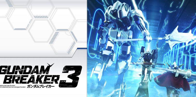 Gundam Breaker 3 annunciato per PlayStation 4 e PS Vita