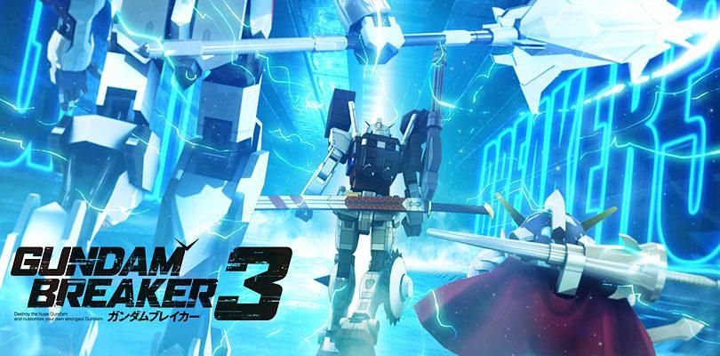 Gundam Breaker 3: diffusi nuovi screenshot in alta definizione