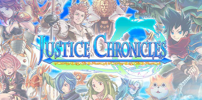 Justice Chronicles è disponibile su iOS