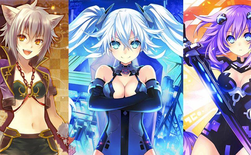 Monster Monpiece, Neptunia U e Hyperdevotion Noire arrivano su STEAM
