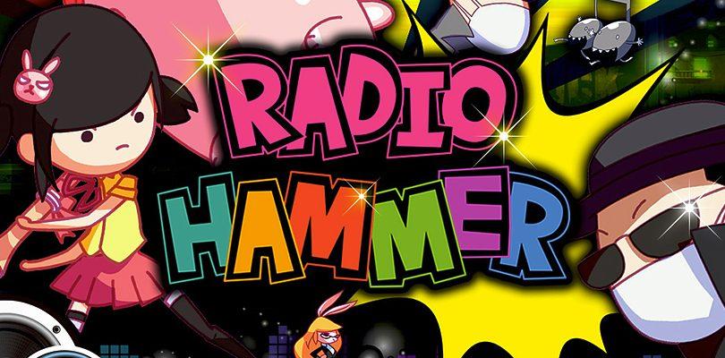 Radiohammer arriva sul Nintendo eShop americano