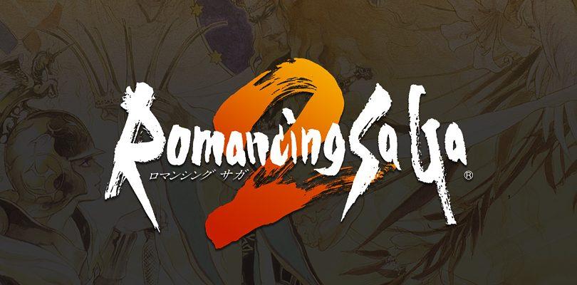 Romancing SaGa 2 arriva su PS Vita e smartphone