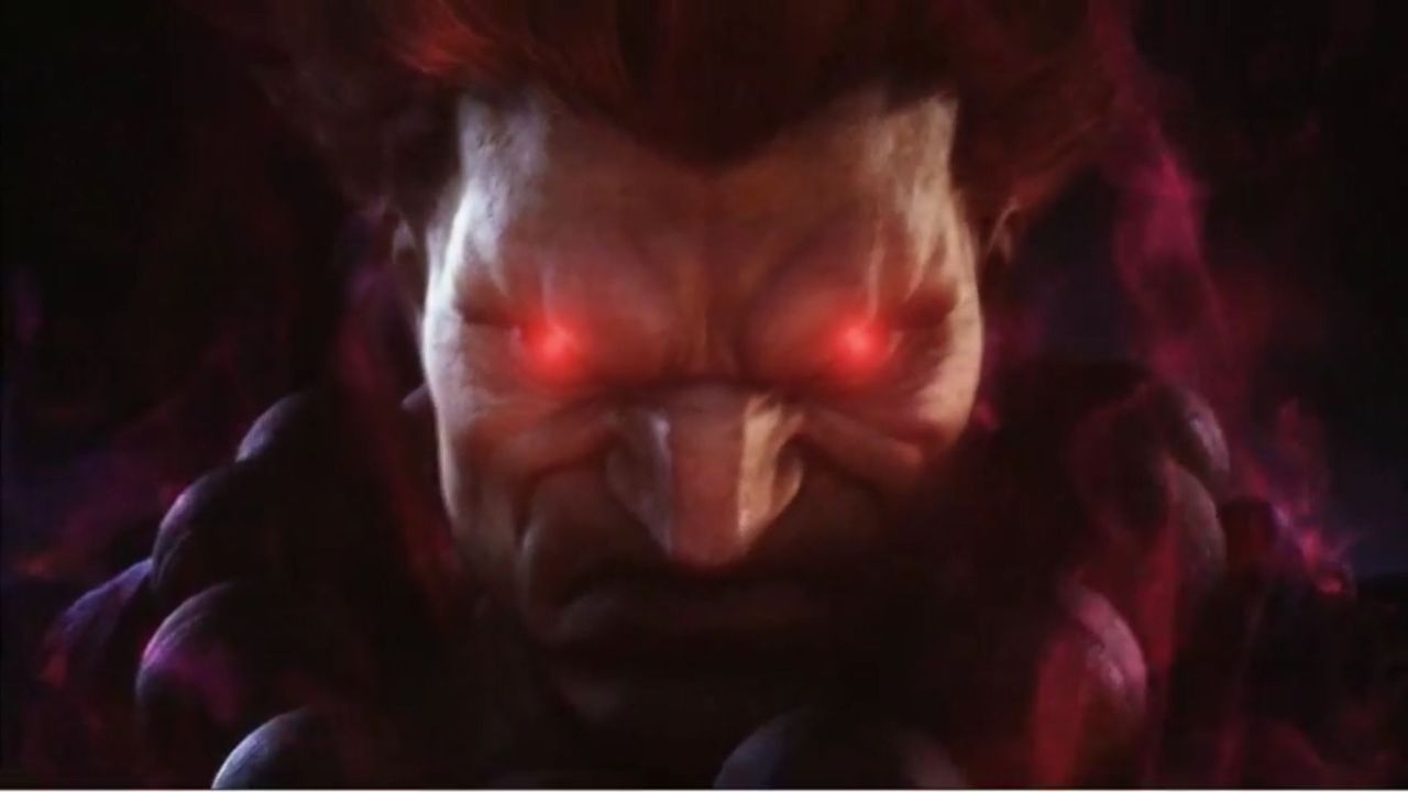 "chrome 12/12/2015 , 9:42:10 AM Tekken 7 Update ""Fated Retribution"" Announced, Akuma From Street Fighter Revealed as New Character | DualShockers - Google Chrome"