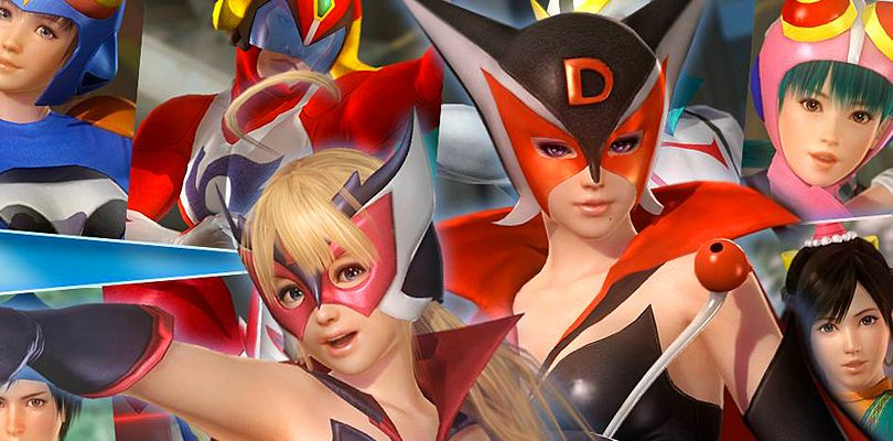 DEAD OR ALIVE 5: Last Round, arrivano i costumi realizzati in collaborazione con Tatsunoko