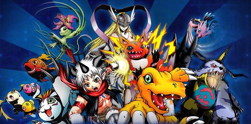 Digimon Heroes è disponibile gratuitamente su smartphone
