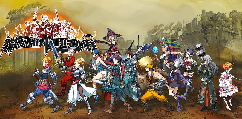 Grand Kingdom: rivelata la data di uscita europea