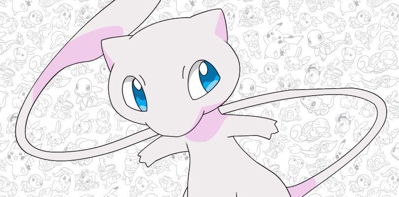 Pokémon: svelato il metodo di distribuzione di Mew per l'Italia