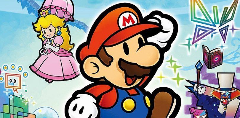 Paper Mario prossimo a sbarcare su Wii U?