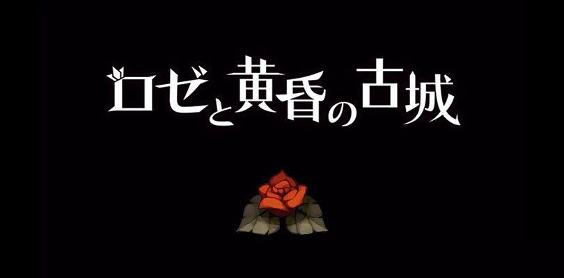 Rose and the Old Castle of Twilight: sito ufficiale e prima immagine