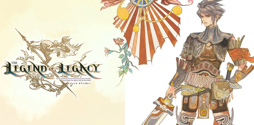THE LEGEND of LEGACY – Anteprima