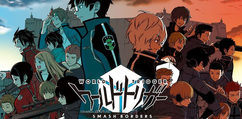 World Trigger: Smash Borders in arrivo su PS Vita