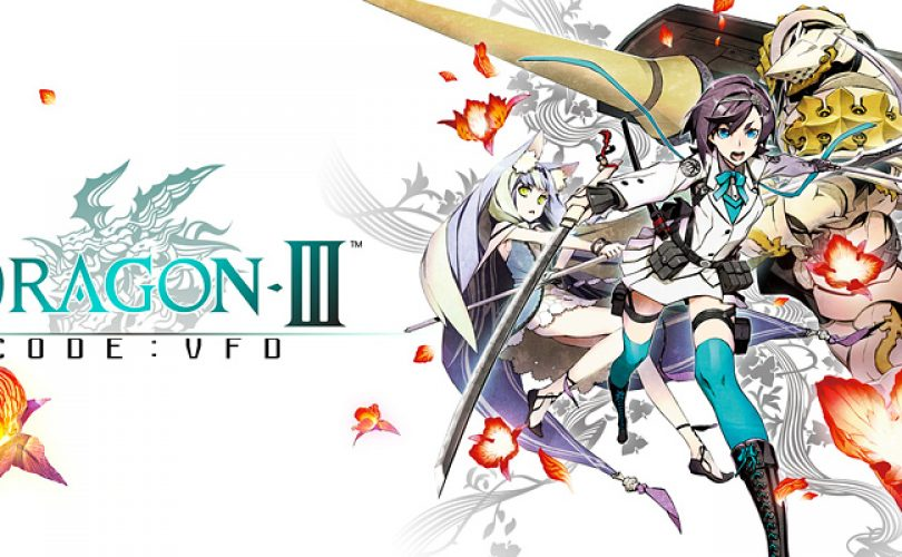 7th Dragon III code:VFD