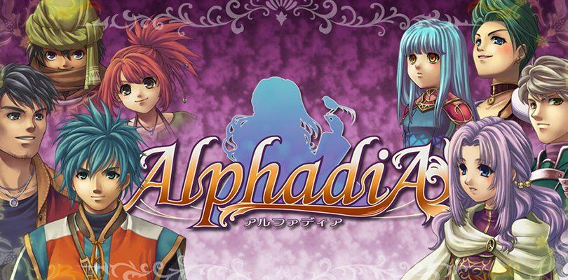 Alphadia è disponibile sul Nintendo eShop europeo