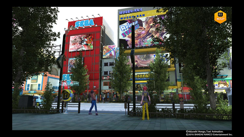 Oh, Akihabara. Poterti visitare ogni giorno è un piacere.