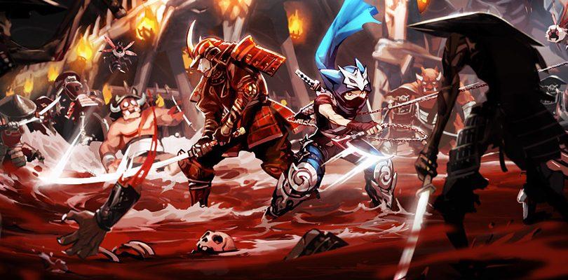 "Ishi-Sengoku-Den ""SADAME"": video di gameplay della versione europea"