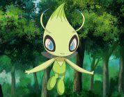 Pokémon: inizia la distribuzione di Celebi