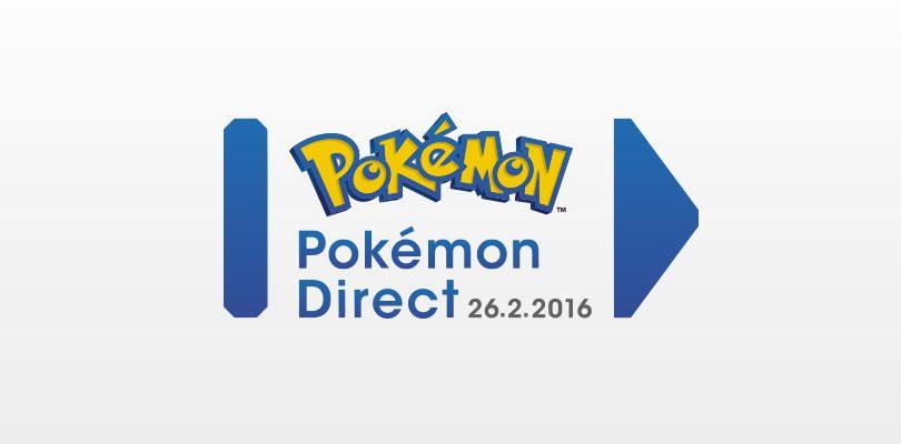 Nintendo annuncia un Pokémon Direct per questo venerdì
