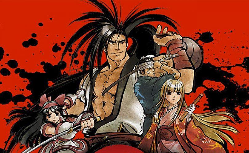 Samurai Shodown: Oborozuki Densetsu / Samurai Shodown NeoGeo Collection