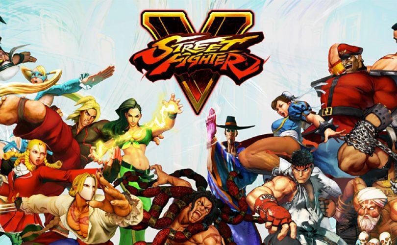 RISE UP! Street Fighter V è disponibile su PlayStation 4 e PC