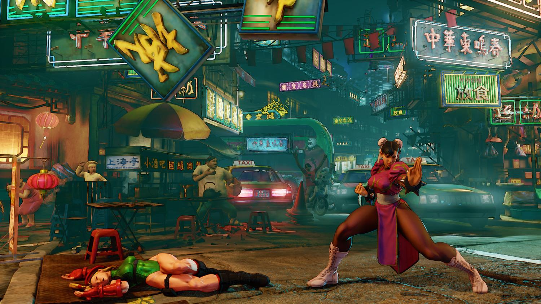 Chun-Li ha deciso una volta per tutte chi è l'unica vera regina di Street Fighter.
