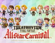Theatrhythm FINAL FANTASY: All-Star Carnival, inaugurato il sito ufficiale