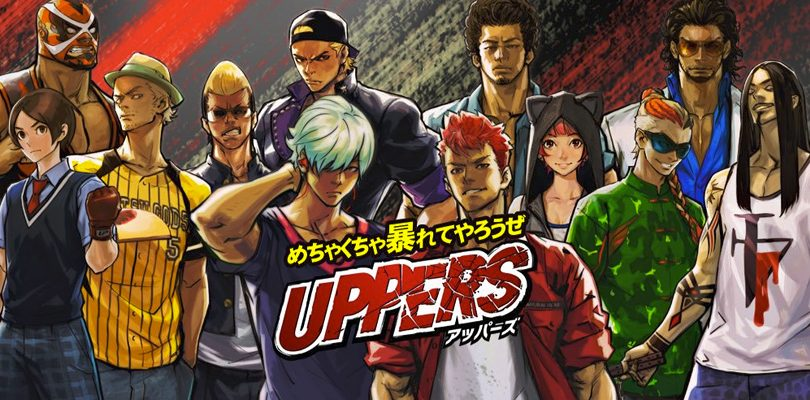 UPPERS: due nuovi gameplay per Fire Hydrant e Floor Break