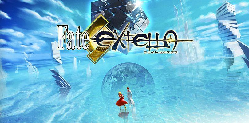 Fate/EXTELLA: data di uscita giapponese