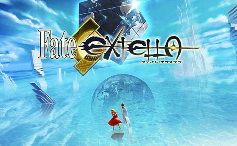 Fate/EXTELLA rivelato da Marvelous! su Famitsu