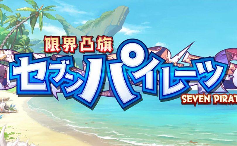 Genkai Tokki: Seven Pirates, immagini e nuovi dettagli