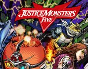 JUSTICE MONSTERS FIVE