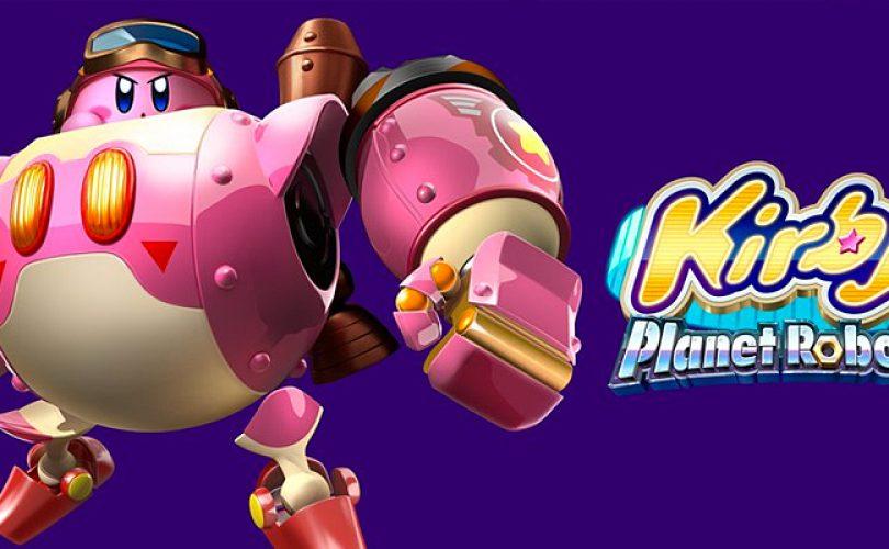 Kirby: Planet Robobot annunciato per Nintendo 3DS