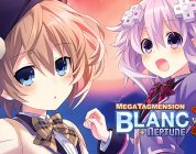 MegaTagmension Blanc + Neptune VS Zombies rinviato a data da destinarsi