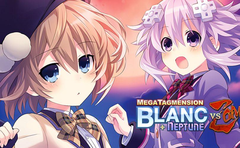 MegaTagmension Blanc + Neptune VS Zombies: la data di uscita europea