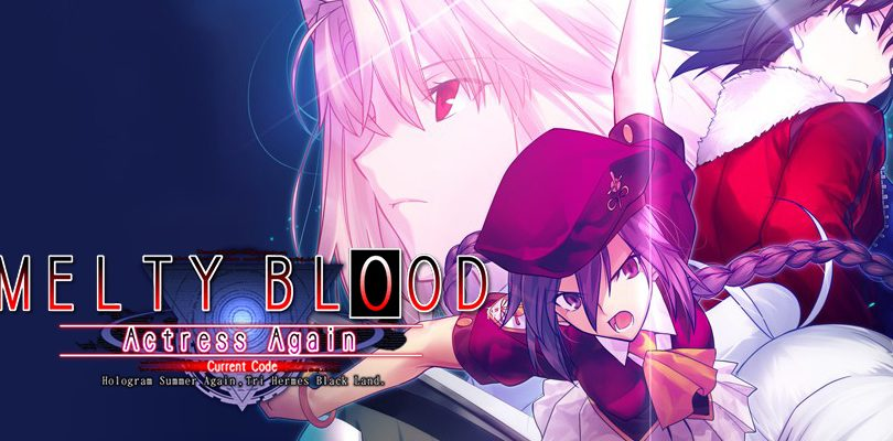 MELTY BLOOD: Actress Again Current Code arriverà su PC ad aprile