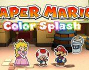 Paper Mario: Color Splash, la data di uscita europea