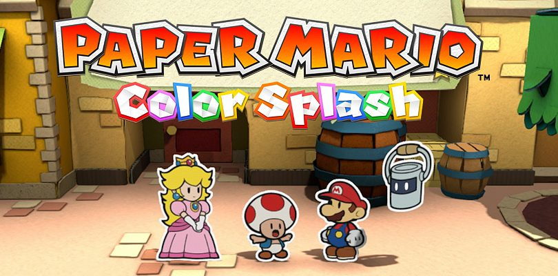 Paper Mario: Color Splash, intervista a Risa Tabata
