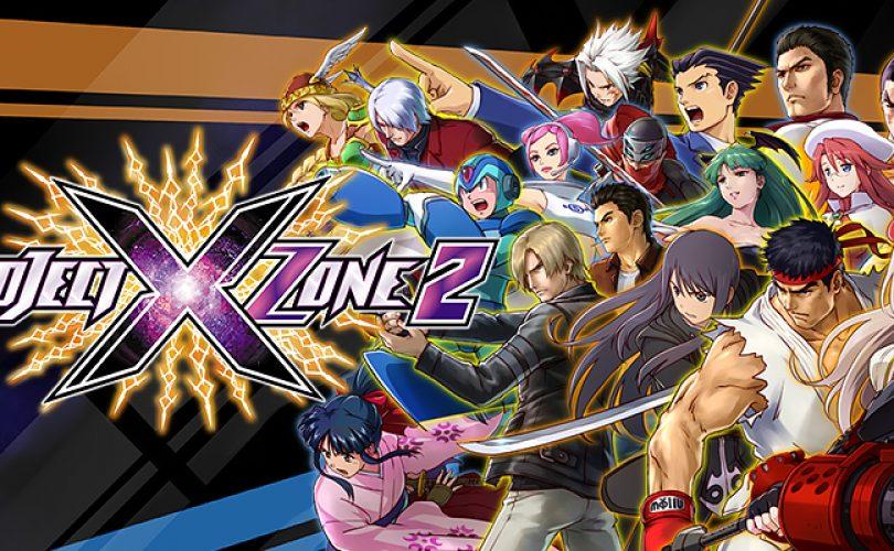Project X Zone 2 – Recensione