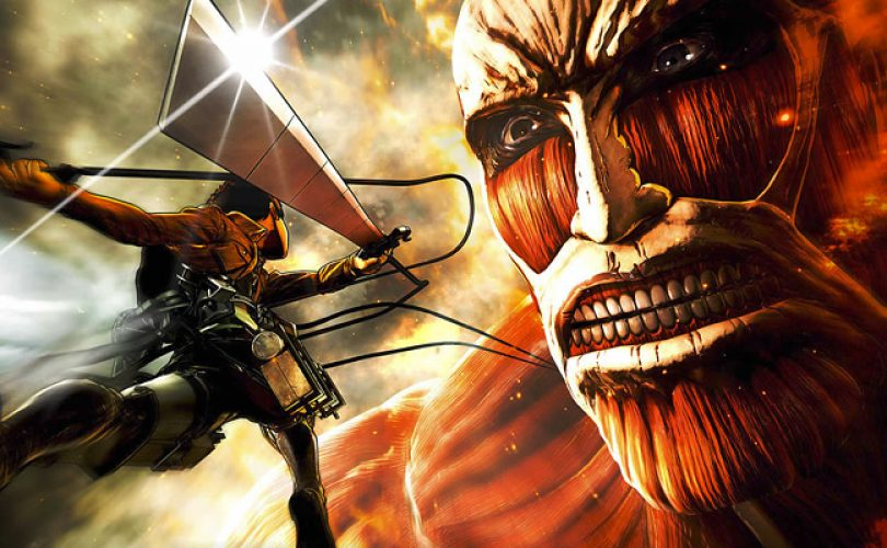 Il mobage Attack on Titan TACTICS arriverà in Occidente grazie a Crunchyroll