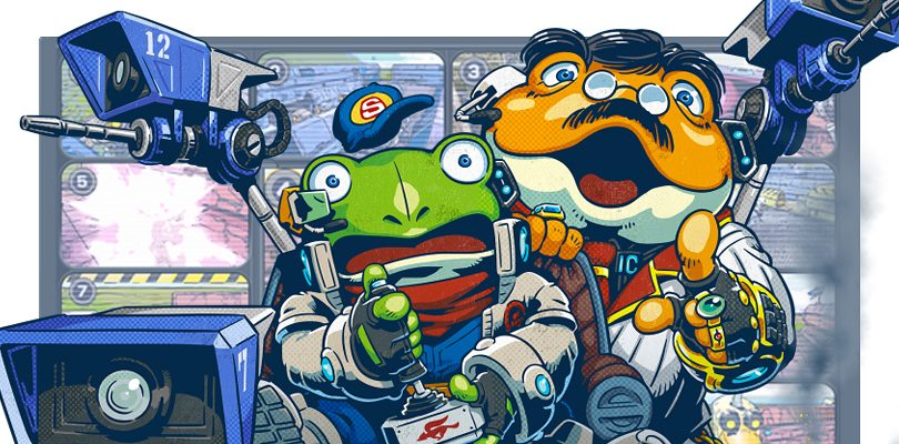 Star Fox Guard: sette minuti inediti di gameplay