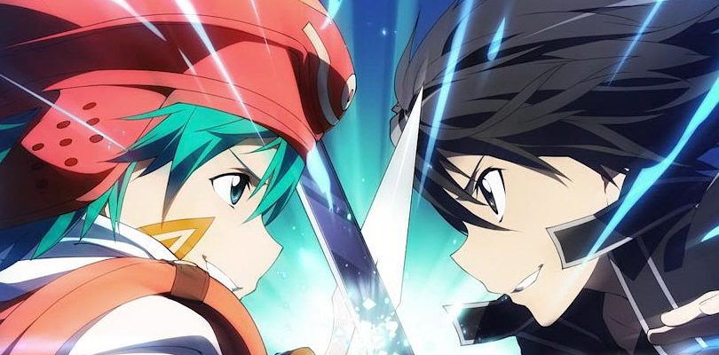 Sword Art Online e .hack incrociano le spade… su cellulare