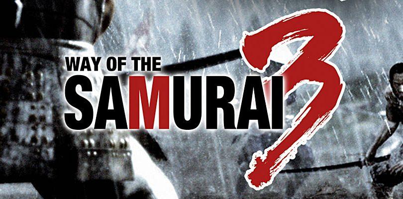 Way of the Samurai 3 si appresta a sbarcare su Steam
