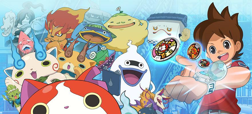 Yo kai watch anteprima akiba gamers for Chambre yo kai watch